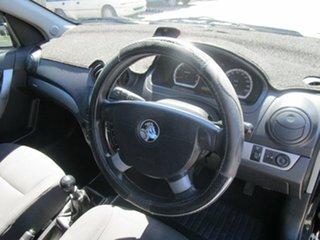 2006 Holden Barina TK MY07 5 Speed Manual Sedan