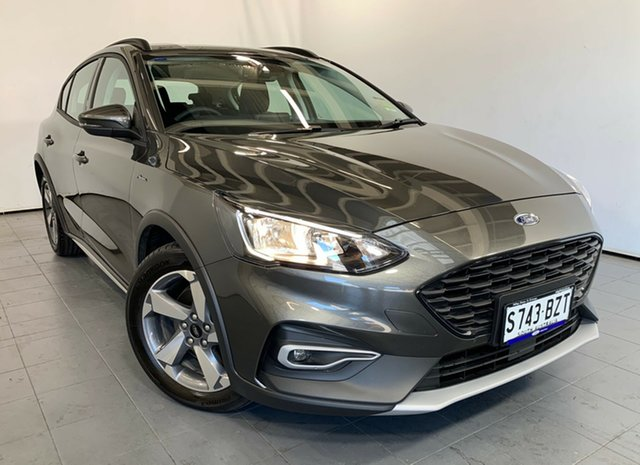 Demo Ford Focus SA 2019.25MY Active, 2019 Ford Focus SA 2019.25MY Active Magnetic 8 Speed Automatic Hatchback