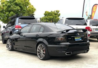 2011 Holden Special Vehicles GTS E Series 3 MY12 Black 6 Speed Sports Automatic Sedan.