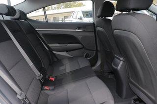 2019 Hyundai Elantra AD.2 MY19 Go Typhoon Silver 6 Speed Sports Automatic Sedan