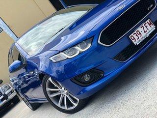 2015 Ford Falcon FG X XR6 Blue 6 Speed Sports Automatic Sedan