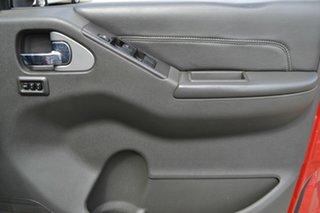 2010 Nissan Pathfinder R51 MY07 ST-L (4x4) Red 5 Speed Automatic Wagon