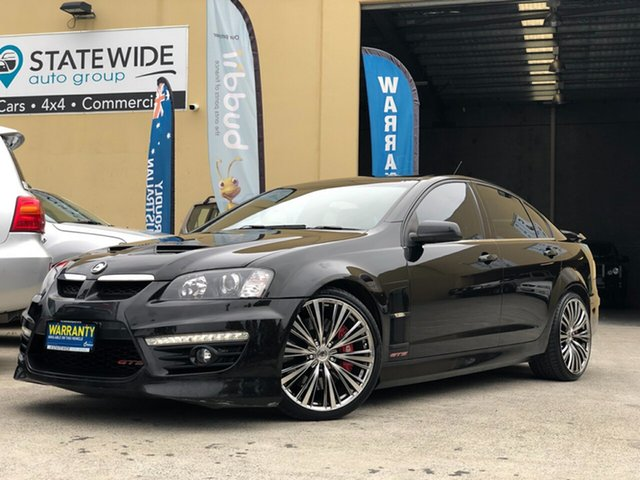 Used Holden Special Vehicles GTS E Series 3 MY12 , 2011 Holden Special Vehicles GTS E Series 3 MY12 Black 6 Speed Sports Automatic Sedan