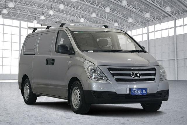 Used Hyundai iLOAD TQ3-V Series II MY18 , 2017 Hyundai iLOAD TQ3-V Series II MY18 Silver 5 Speed Automatic Van