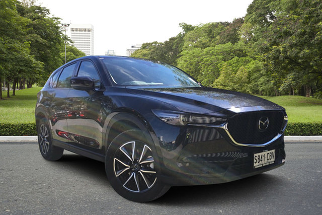 Demo Mazda CX-5 KF4WLA GT SKYACTIV-Drive i-ACTIV AWD, CX-5 H 6AUTO GT PETROL TURBO AWD