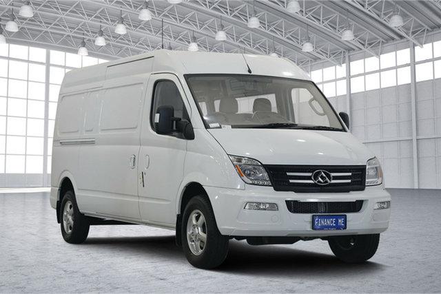 Used LDV V80 MY19 Mid Roof LWB, 2018 LDV V80 MY19 Mid Roof LWB White 6 Speed Manual Van
