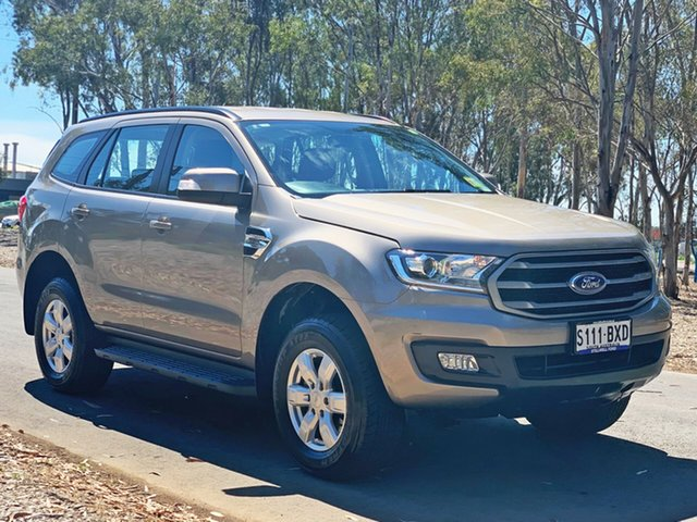Used Ford Everest UA II 2019.00MY Ambiente 4WD, 2018 Ford Everest UA II 2019.00MY Ambiente 4WD Diffused Silver 6 Speed Sports Automatic Wagon