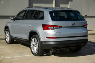 2019 Skoda Kodiaq NS MY19 132TSI DSG Silver 7 Speed Sports Automatic Dual Clutch Wagon