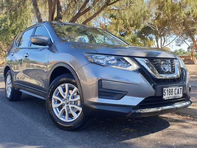 Used Nissan X-Trail T32 Series II ST X-tronic 2WD, 2018 Nissan X-Trail T32 Series II ST X-tronic 2WD Gun Metallic 7 Speed Constant Variable Wagon