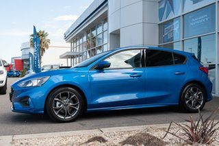 2019 Ford Focus SA 2019.25MY ST-Line 8 Speed Automatic Hatchback
