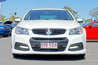 2014 Holden Commodore VF MY14 SV6 Sportwagon White 6 Speed Sports Automatic Wagon.