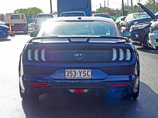 2018 Ford Mustang FN 2018MY GT Fastback Kona Blue 6 Speed Manual Fastback