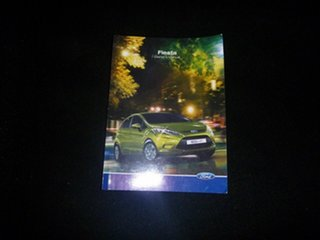 2010 Ford Fiesta WT Zetec Silver 5 Speed Manual Hatchback.