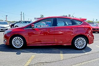 2016 Ford Focus LZ Sport Red 6 Speed Automatic Hatchback