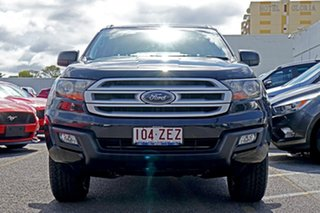 2015 Ford Everest UA Ambiente 4WD Black 6 Speed Sports Automatic Wagon.