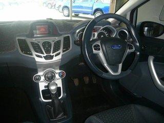 2010 Ford Fiesta WT Zetec Silver 5 Speed Manual Hatchback