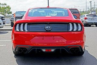 2018 Ford Mustang FN 2018MY GT Fastback Race Red 6 Speed Manual Fastback