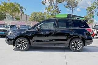 2017 Subaru Forester S4 MY17 2.5i-S CVT AWD Crystal Black 6 Speed Constant Variable Wagon