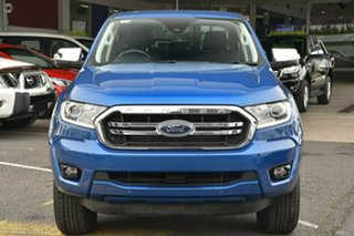 2019 Ford Ranger PX MkIII 2019.00MY XLT Pick-up Double Cab 4x2 Hi-Rider Blue Lightning 6 Speed.