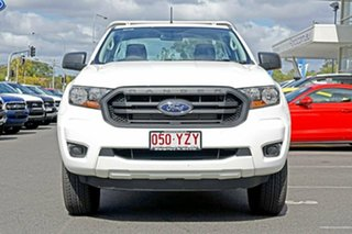 2018 Ford Ranger PX MkIII 2019.00MY XL Super Cab 4x2 Hi-Rider Frozen White 6 Speed Sports Automatic.