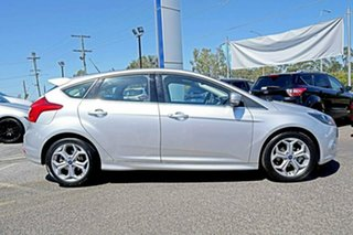 2012 Ford Focus LW MkII Sport PwrShift Silver 6 Speed Sports Automatic Dual Clutch Hatchback