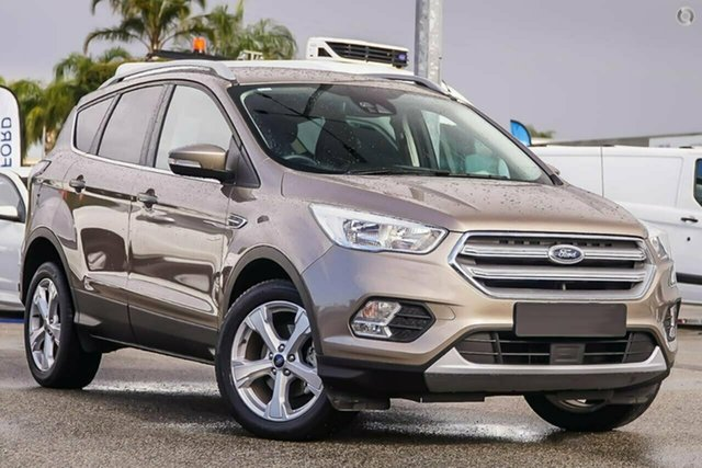 Used Ford Escape ZG 2019.25MY Trend 2WD, 2018 Ford Escape ZG 2019.25MY Trend 2WD Silver 6 Speed Sports Automatic Wagon
