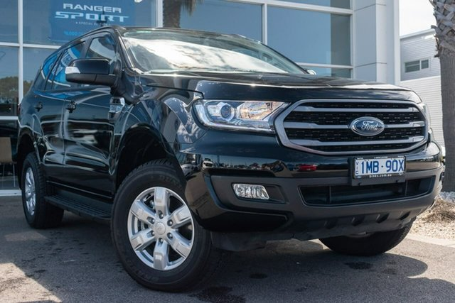 Used Ford Everest UA II 2019.00MY Ambiente 4WD, 2018 Ford Everest UA II 2019.00MY Ambiente 4WD 6 Speed Sports Automatic Wagon