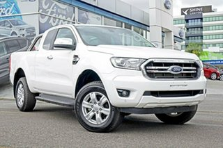 2019 Ford Ranger PX MkIII 2019.00MY XLT Pick-up Super Cab White 10 Speed Sports Automatic Utility.