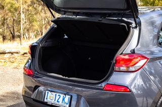 2018 Hyundai i30 PD2 MY18 Active Iron Gray 6 Speed Sports Automatic Hatchback