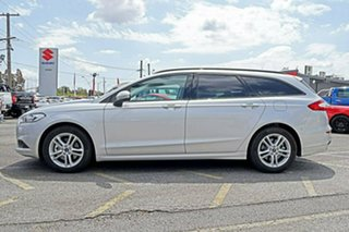 2017 Ford Mondeo MD 2018.25MY Ambiente PwrShift Silver 6 Speed Sports Automatic Dual Clutch Wagon