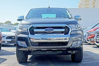 2018 Ford Ranger PX MkII 2018.00MY XLT Double Cab 4x2 Hi-Rider Magnetic 6 Speed Sports Automatic.