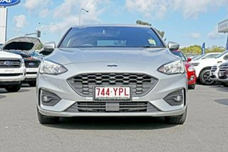 2018 Ford Focus SA 2019MY ST-Line Moondust Silver 8 Speed Automatic Hatchback.