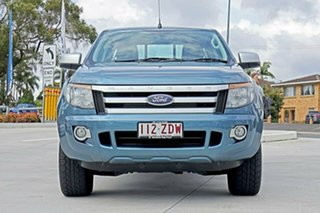 2013 Ford Ranger PX XLS Double Cab /river Roc 6 Speed Manual Utility.