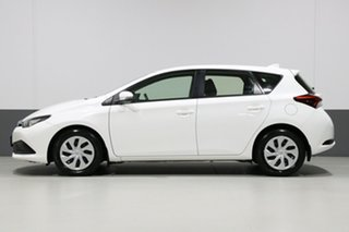 2017 Toyota Corolla ZRE182R MY15 Ascent White 7 Speed CVT Auto Sequential Hatchback