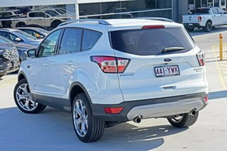 2018 Ford Escape ZG 2018.00MY Titanium AWD Frozen White 6 Speed Sports Automatic Wagon.