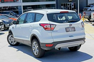 2018 Ford Escape ZG 2019.25MY Ambiente 2WD Frozen White 6 Speed Sports Automatic Wagon.