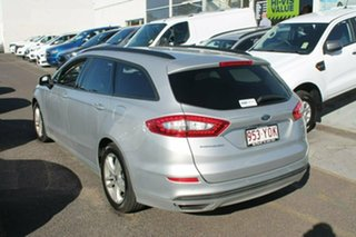 2017 Ford Mondeo MD 2017.50MY Ambiente SelectShift Moondust Silver 6 Speed Sports Automatic Wagon