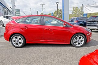 2014 Ford Focus LW MkII Sport PwrShift Red 6 Speed Sports Automatic Dual Clutch Hatchback