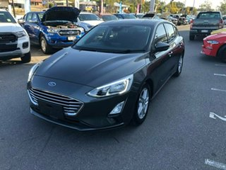 2018 Ford Focus SA 2019MY Trend Grey 8 Speed Automatic Hatchback