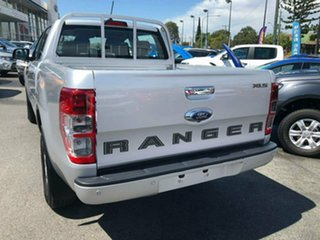 2018 Ford Ranger PX MkIII 2019.00MY XLS Pick-up Double Cab Silver 6 Speed Sports Automatic Utility