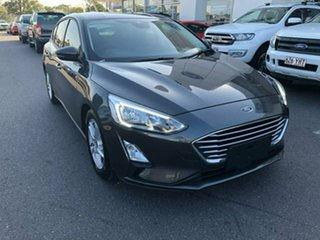 2018 Ford Focus SA 2019MY Trend Grey 8 Speed Automatic Hatchback.