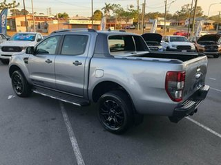 2019 Ford Ranger PX MkIII 2019.00MY Wildtrak Pick-up Double Cab Silver 10 Speed Sports Automatic
