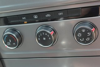 2015 Volkswagen Golf VII MY16 92TSI Black 6 Speed Manual Hatchback