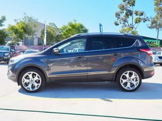 2017 Ford Escape ZG 2018.00MY Titanium AWD Magnetic 6 Speed Sports Automatic Wagon