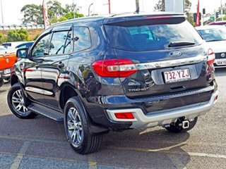 2015 Ford Everest UA Trend 4WD Black 6 Speed Sports Automatic Wagon.