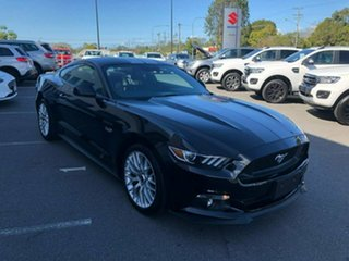 2017 Ford Mustang FM 2017MY GT Fastback Black 6 Speed Manual Fastback.