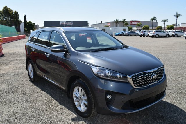 New Kia Sorento UM MY19 SI, 2019 Kia Sorento UM MY19 SI Platinum Graphite 8 Speed Sports Automatic Wagon