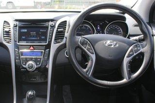 2012 Hyundai i30 GD Elite Silver 6 Speed Sports Automatic Hatchback