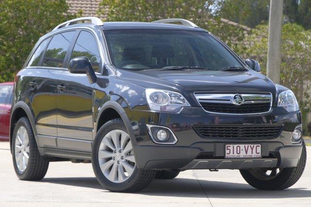 Used Holden Captiva CG MY15 5 LT, 2015 Holden Captiva CG MY15 5 LT Black 6 Speed Sports Automatic Wagon