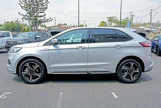 2018 Ford Endura CA 2019MY ST-Line SelectShift FWD Silver 8 Speed Sports Automatic Wagon